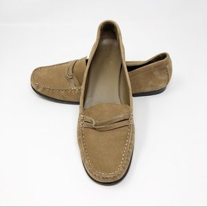 L.L. Bean Suede Loafers - 10